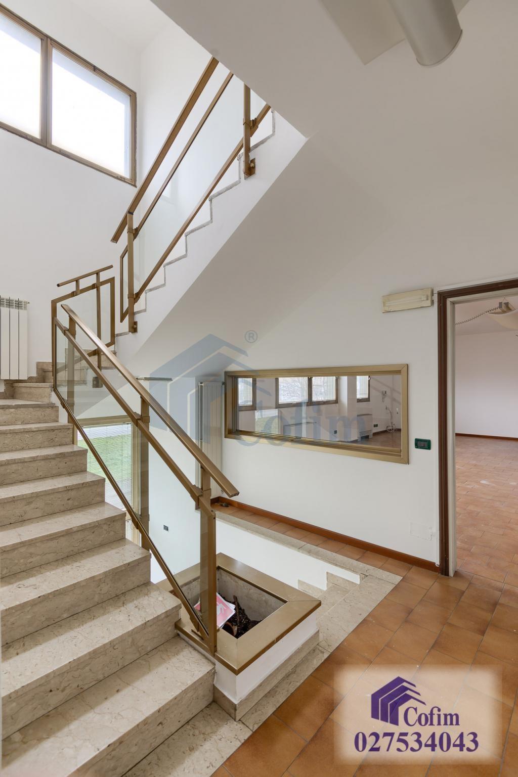 Ufficio con eventuale abitazione   Canzo (Peschiera Borromeo) Affitto in Esclusiva - 10