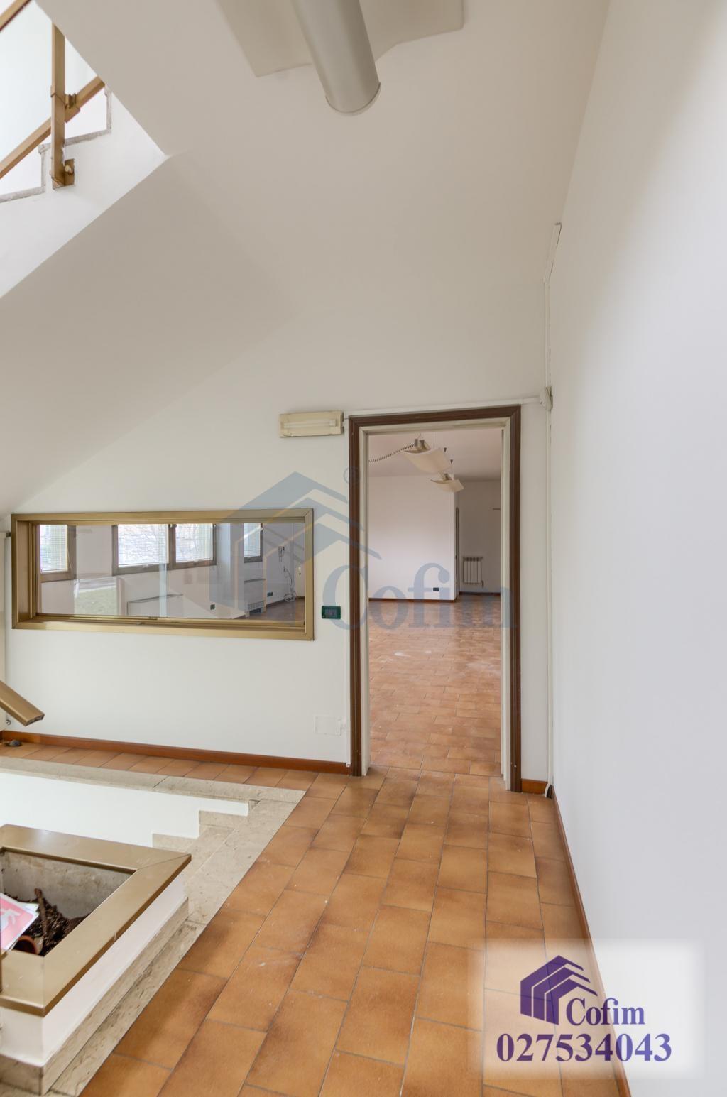 Ufficio con eventuale abitazione   Canzo (Peschiera Borromeo) - in Affitto - 11