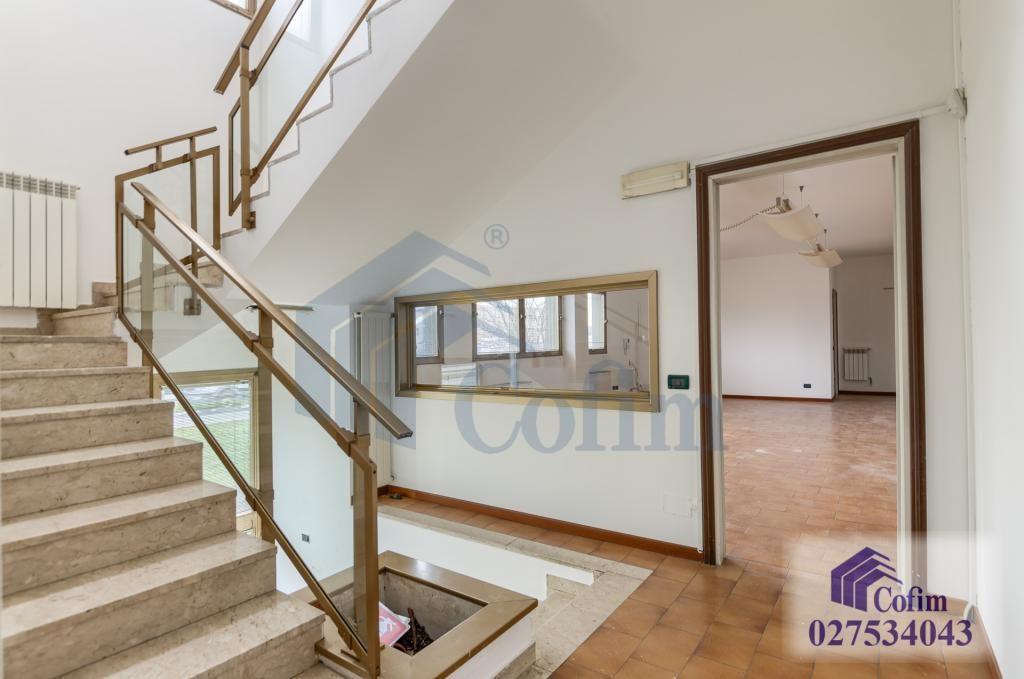 Ufficio con eventuale abitazione   Canzo (Peschiera Borromeo) Affitto in Esclusiva - 12