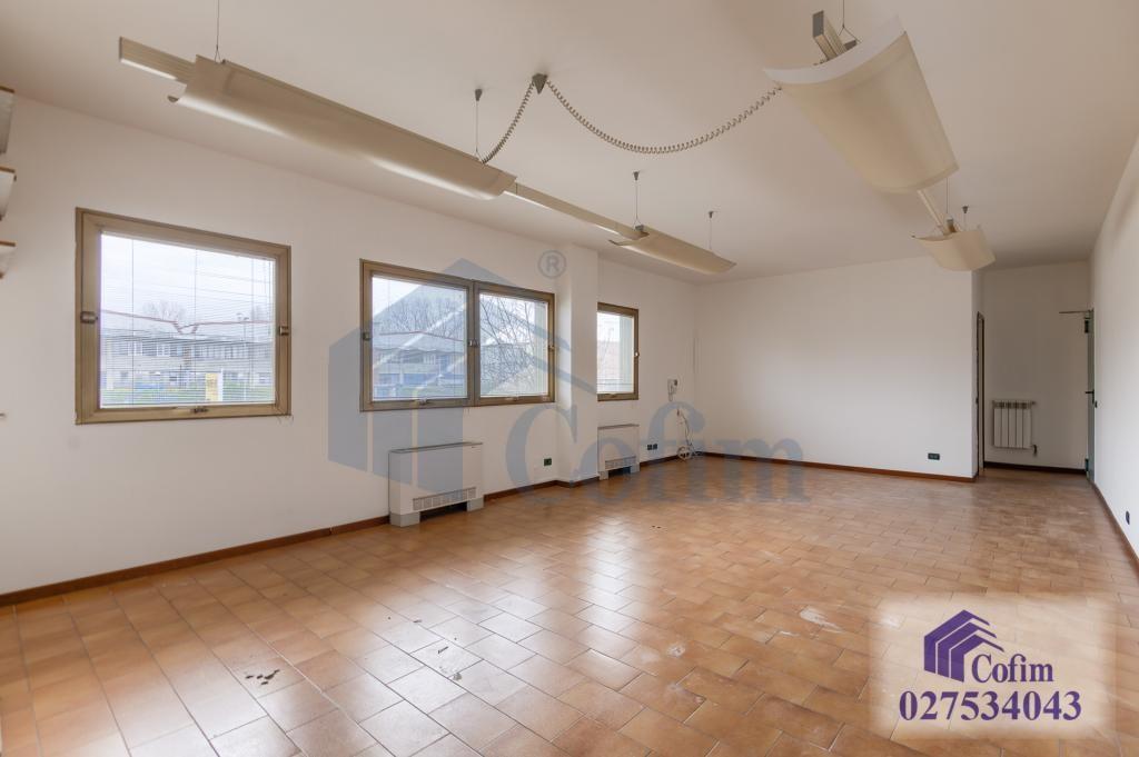 Ufficio con eventuale abitazione   Canzo (Peschiera Borromeo) Affitto in Esclusiva - 13