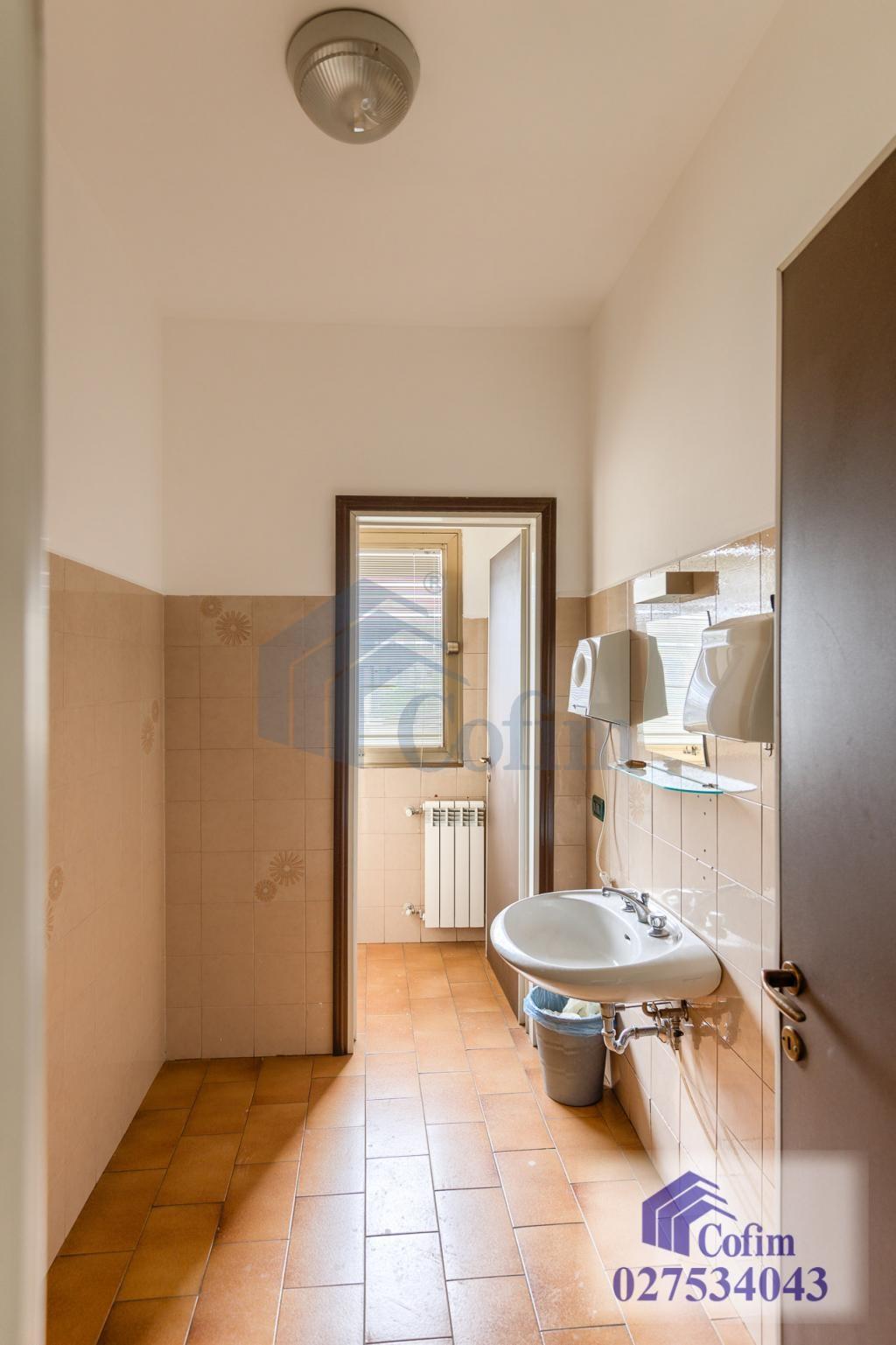 Ufficio con eventuale abitazione   Canzo (Peschiera Borromeo) - in Affitto - 15