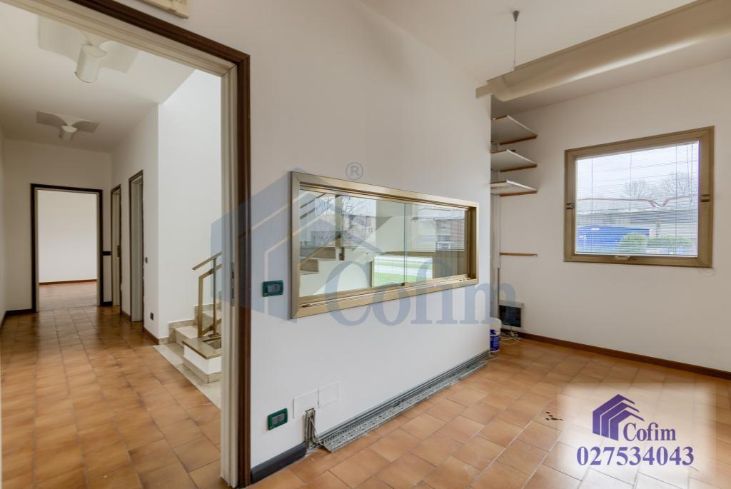 Ufficio con eventuale abitazione   Canzo (Peschiera Borromeo) Affitto in Esclusiva - 17