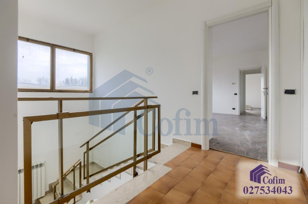 Ufficio con eventuale abitazione   Canzo (Peschiera Borromeo) - in Affitto - 20