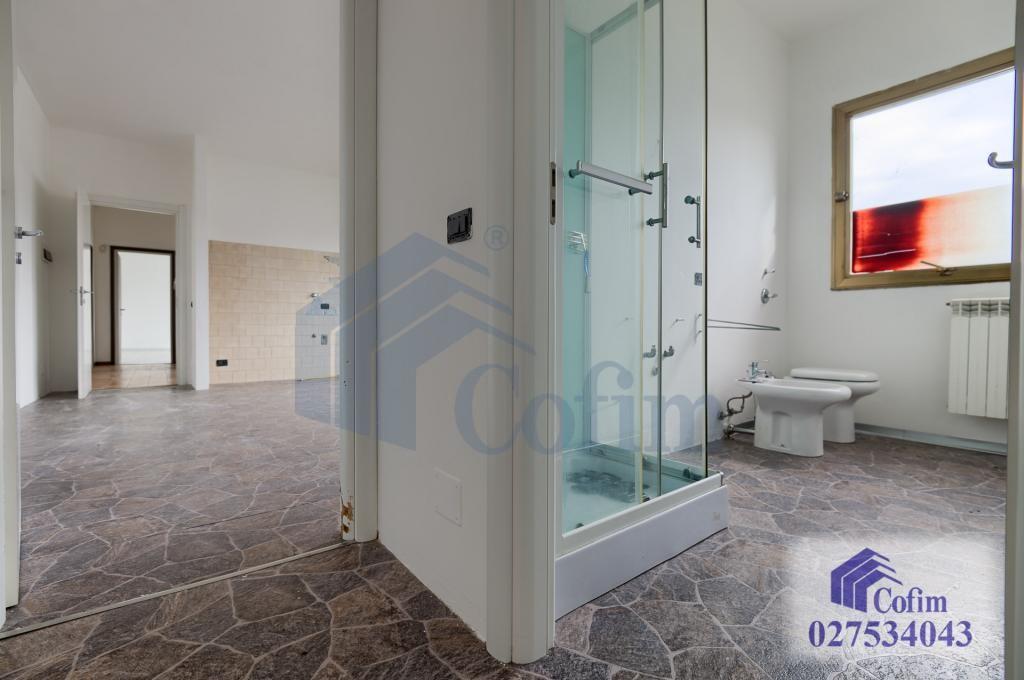 Ufficio con eventuale abitazione   Canzo (Peschiera Borromeo) Affitto in Esclusiva - 22