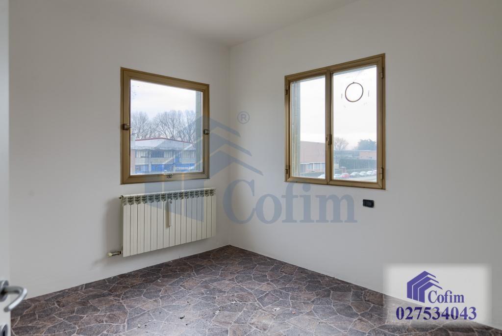 Ufficio con eventuale abitazione   Canzo (Peschiera Borromeo) Affitto in Esclusiva - 24