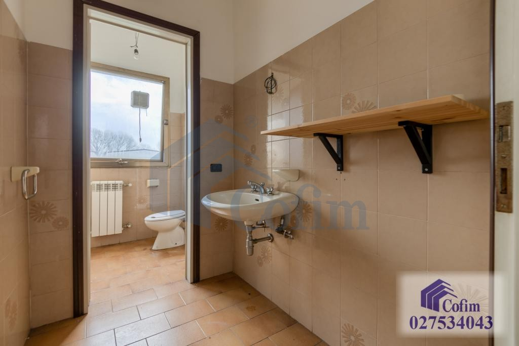 Ufficio con eventuale abitazione   Canzo (Peschiera Borromeo) Affitto in Esclusiva - 27