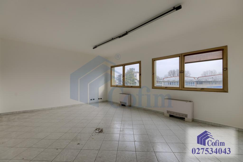 Ufficio con eventuale abitazione   Canzo (Peschiera Borromeo) Affitto in Esclusiva - 28