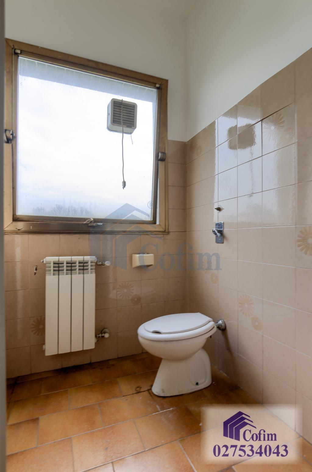 Ufficio con eventuale abitazione   Canzo (Peschiera Borromeo) Affitto in Esclusiva - 30