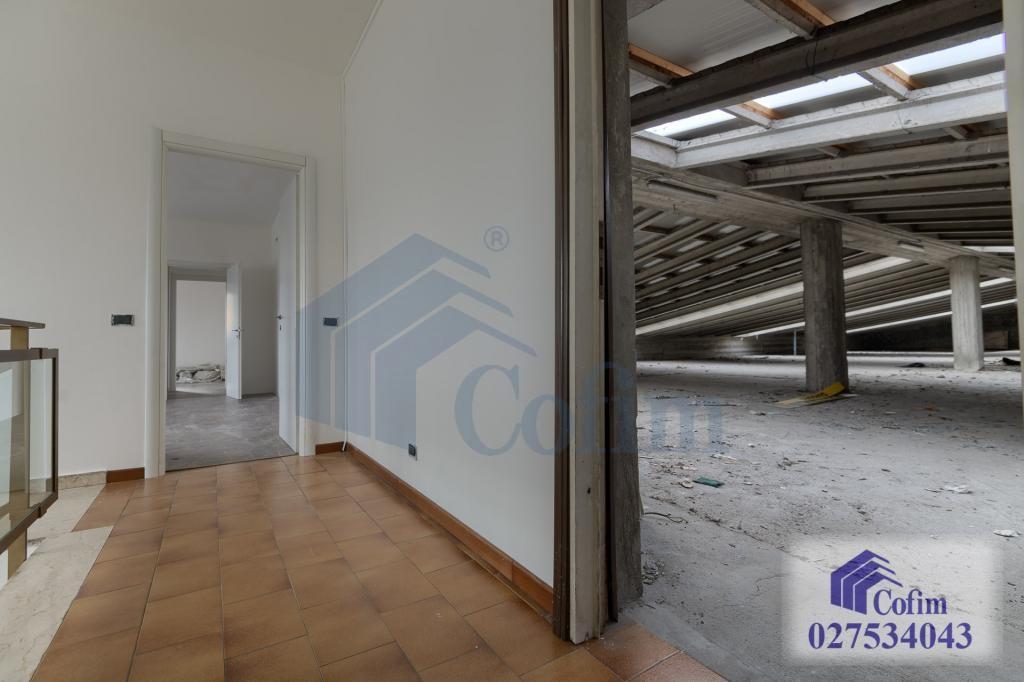 Ufficio con eventuale abitazione   Canzo (Peschiera Borromeo) Affitto in Esclusiva - 32