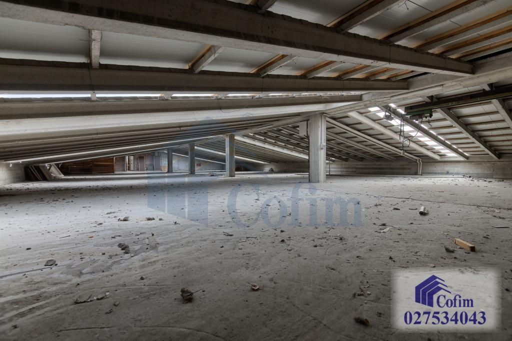 Ufficio con eventuale abitazione   Canzo (Peschiera Borromeo) - in Affitto - 34