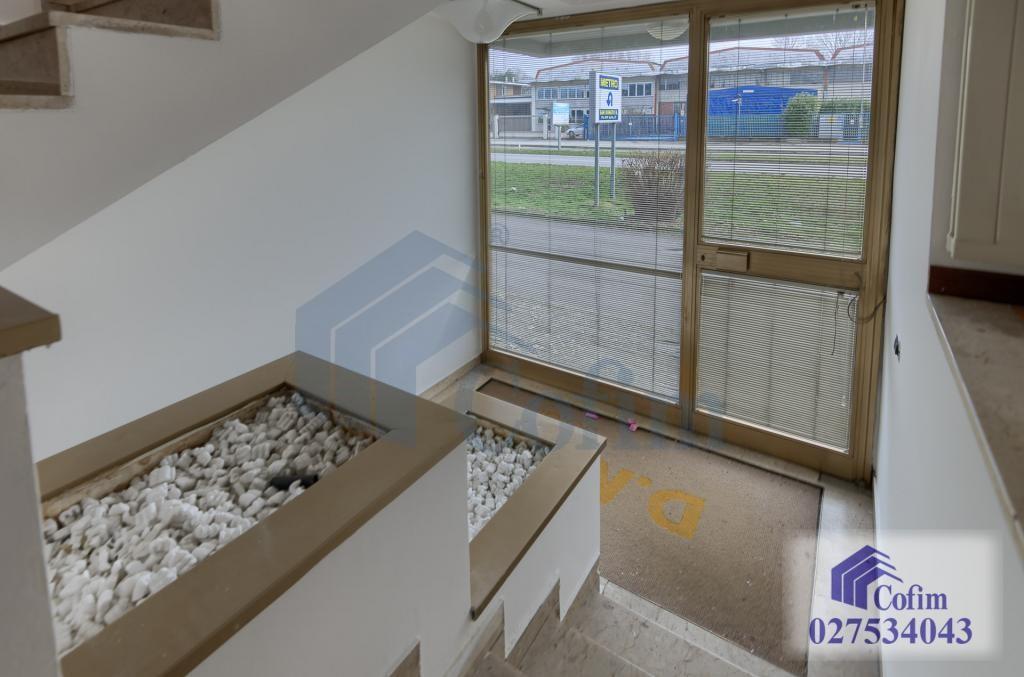Ufficio con eventuale abitazione   Canzo (Peschiera Borromeo) Affitto in Esclusiva - 35