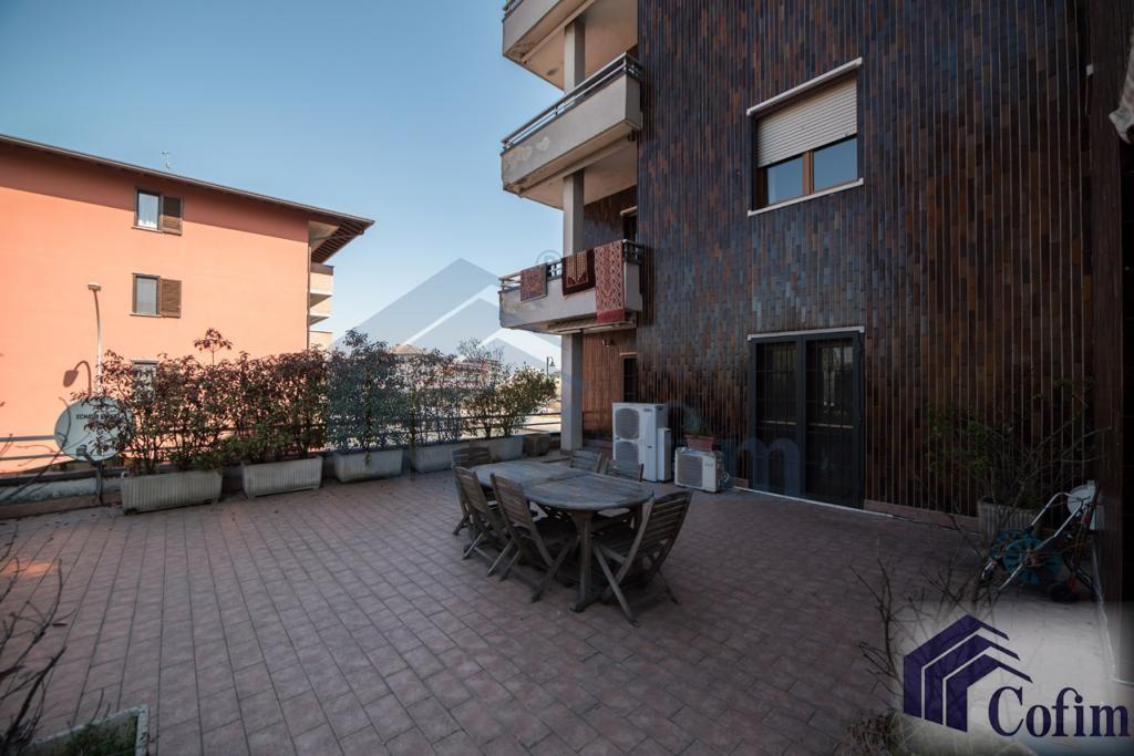 Quadrilocale con terrazzo di 100 mq. Pantigliate - in Vendita - 19