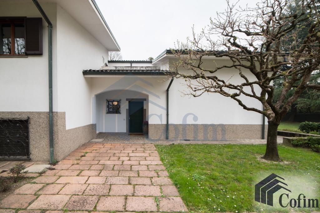 Villa singola prestigiosa con giardino di 1.600 mq  San Felice (Segrate) - in Vendita - 4