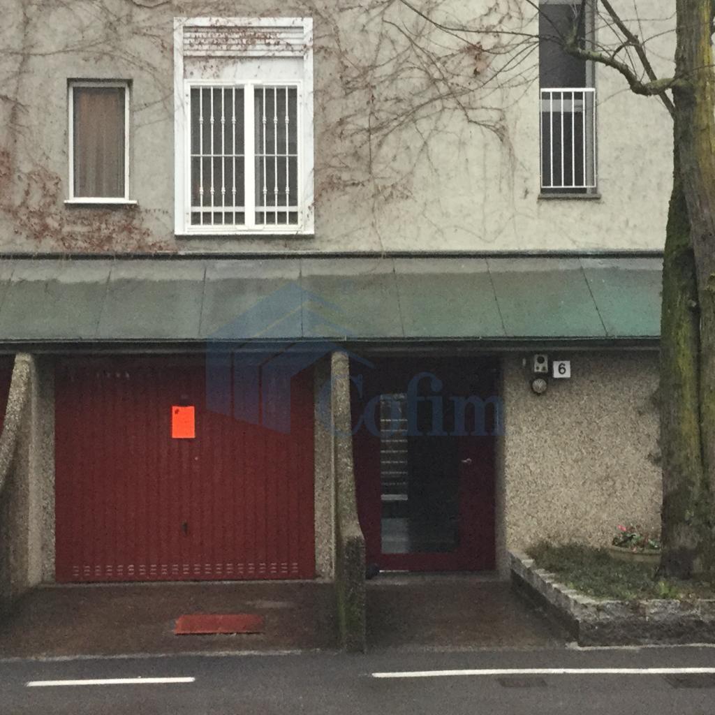 Box/Garage immediatamente disponibile, in Ottava Strada  San Felice (Segrate) - in Affitto - 2