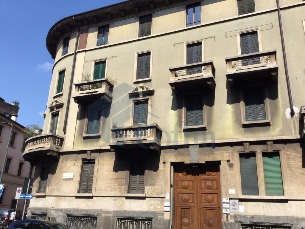 Trilocale trilocale arredato  Milano (Garibaldi) Affitto in Esclusiva - 1