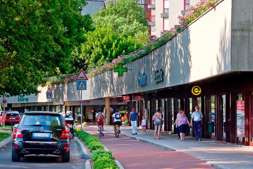 Ufficio unica opportunità nel Centro Commerciale di  San Felice (Segrate) Affitto in Esclusiva - 11
