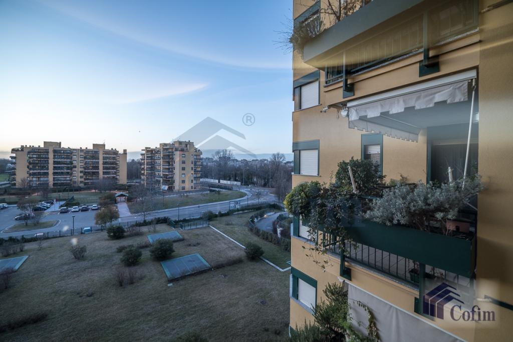 Monolocale grande alle Residenze Malaspina Segrate - in Vendita - 9
