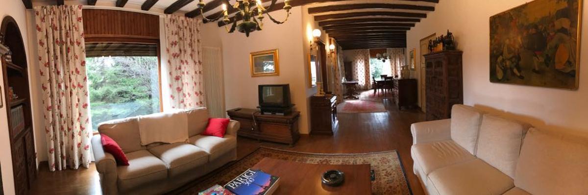 Villa bifamiliare immersa in un parco di abeti secolari Selvino - in Vendita - 3
