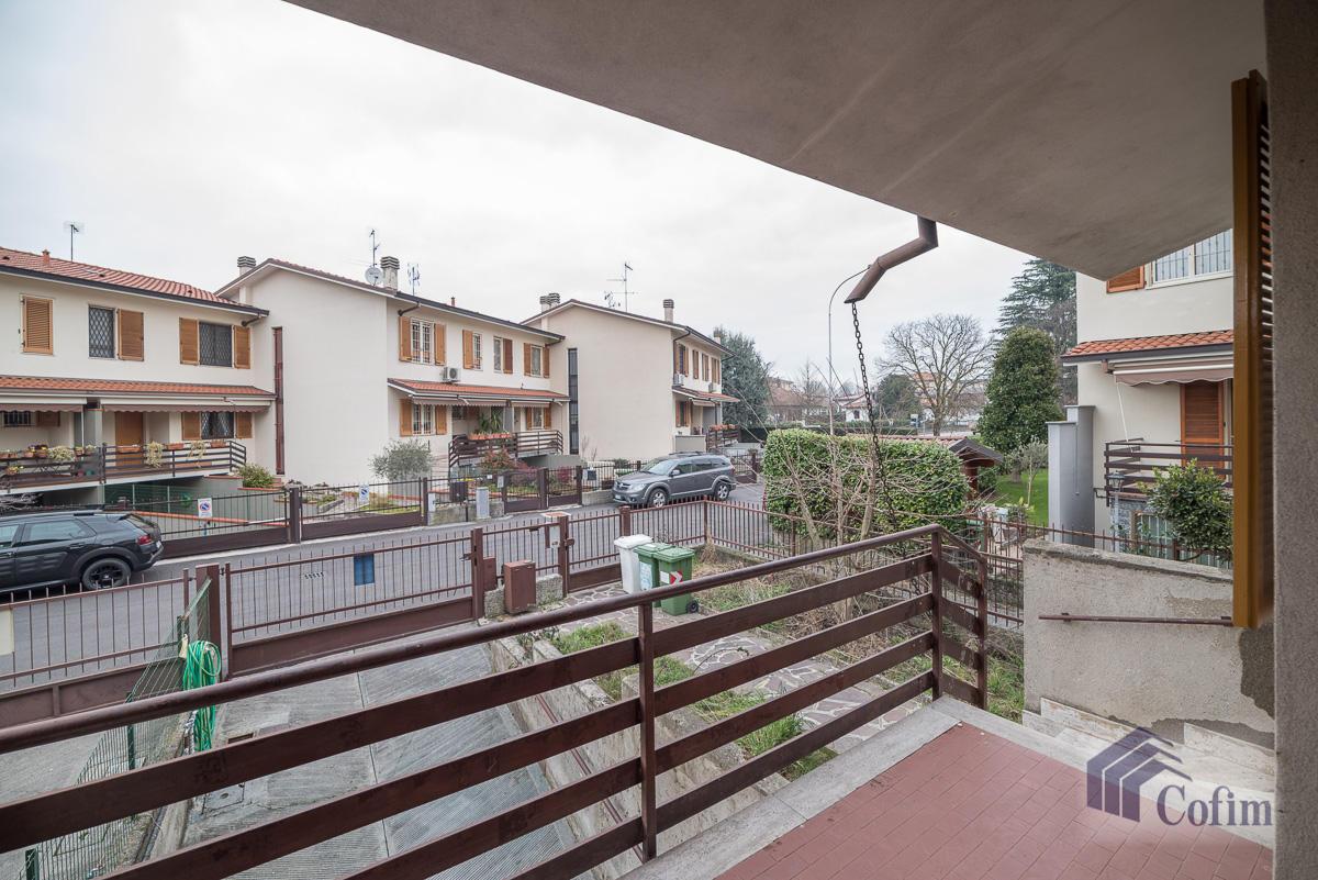 Villa a schiera con giardino privato  Lucino (Rodano) - in Vendita - 3