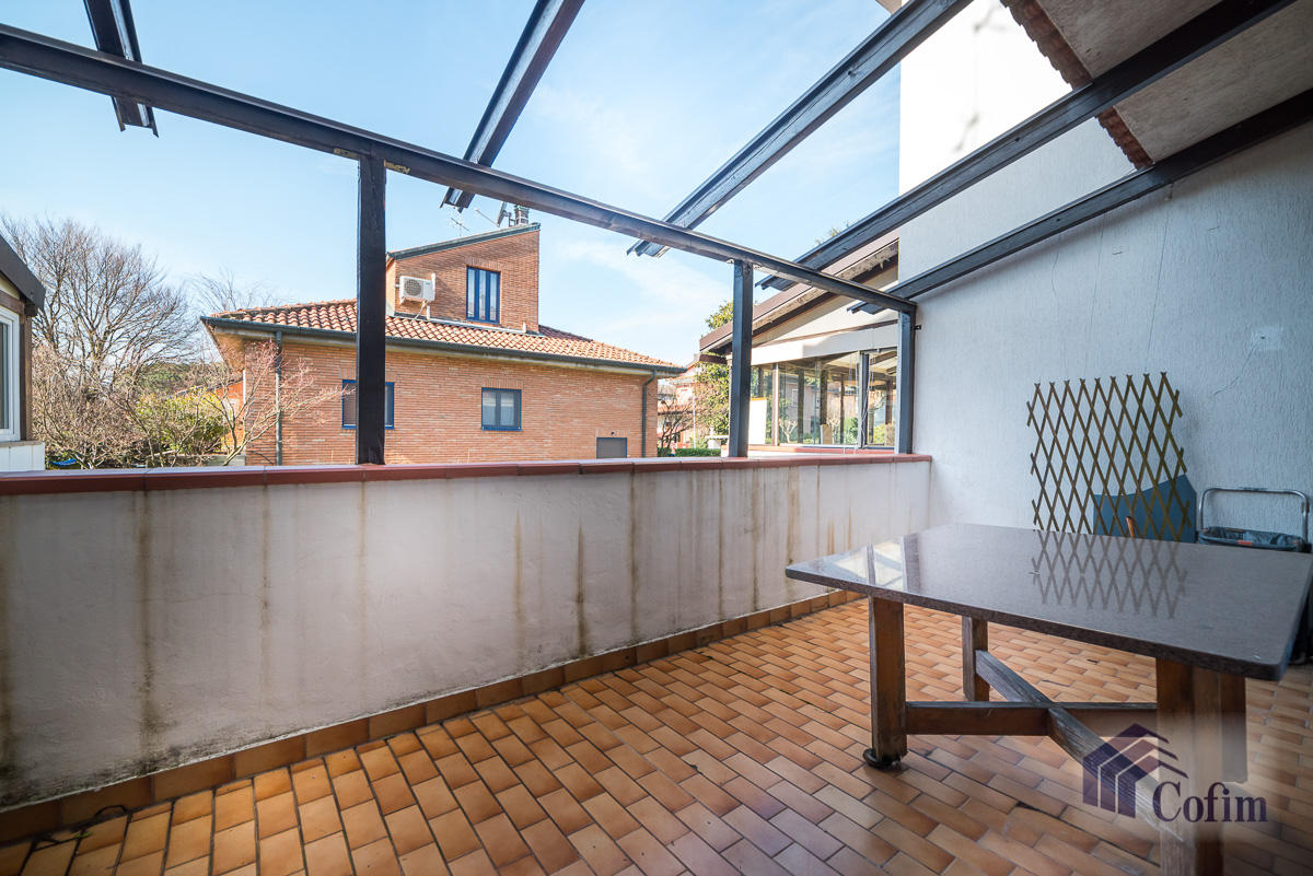 Villa singola immersa nel verde di  Millepini (Rodano) - in Vendita - 10