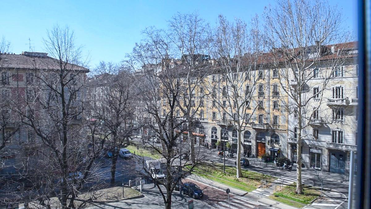 5 Locali ristrutturato in posizione privilegiata  Milano (P.ta Romana) in Vendita - 43