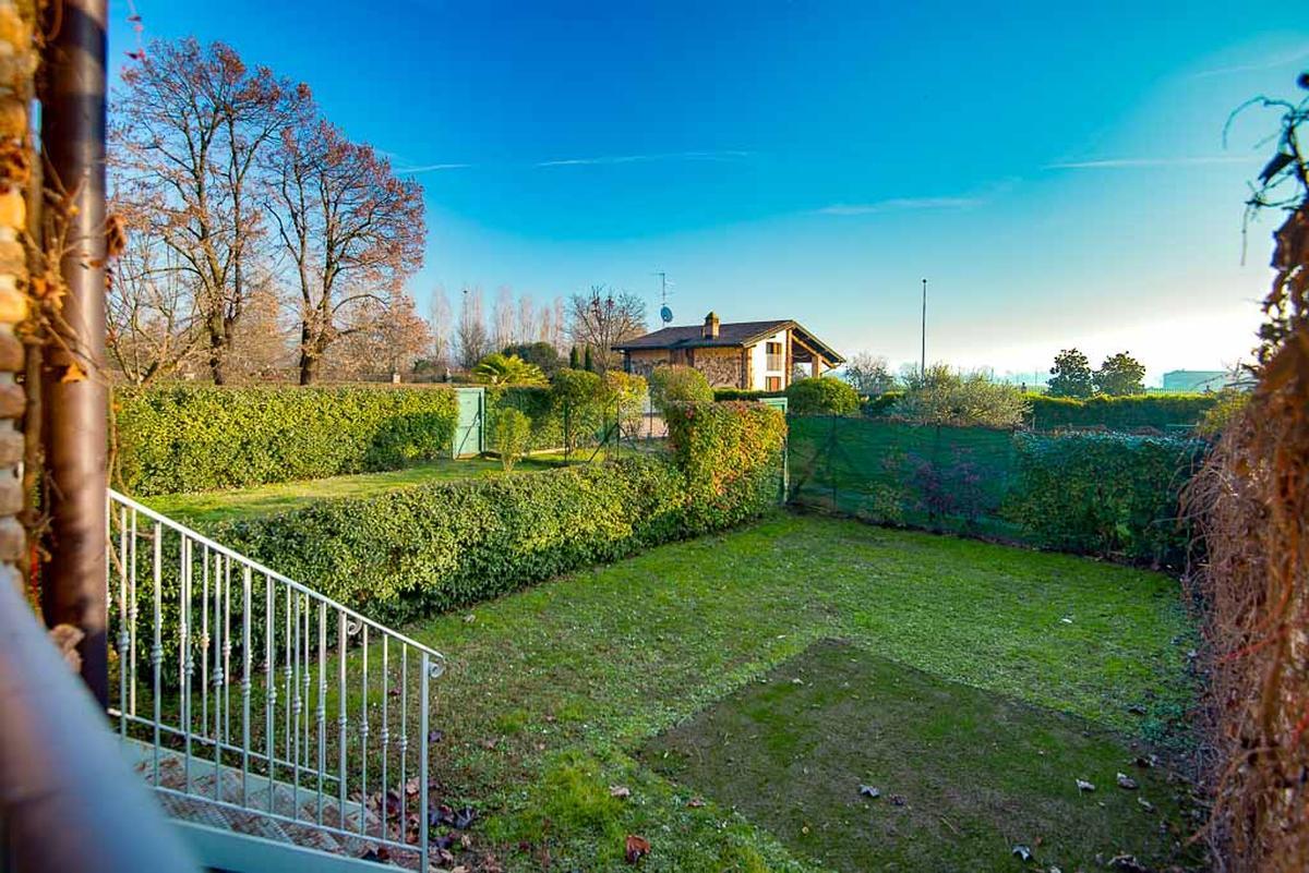 Trilocale arredato, con giardino, nella   Residenza Longhignana (Peschiera Borromeo) - in Affitto - 14