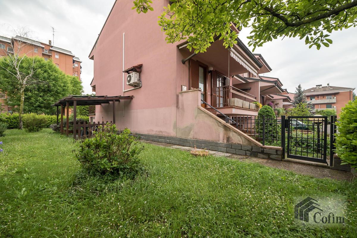 Villa a schiera con giardino su tre lati a  Zelo Foramagno (Peschiera Borromeo) - in Vendita - 5