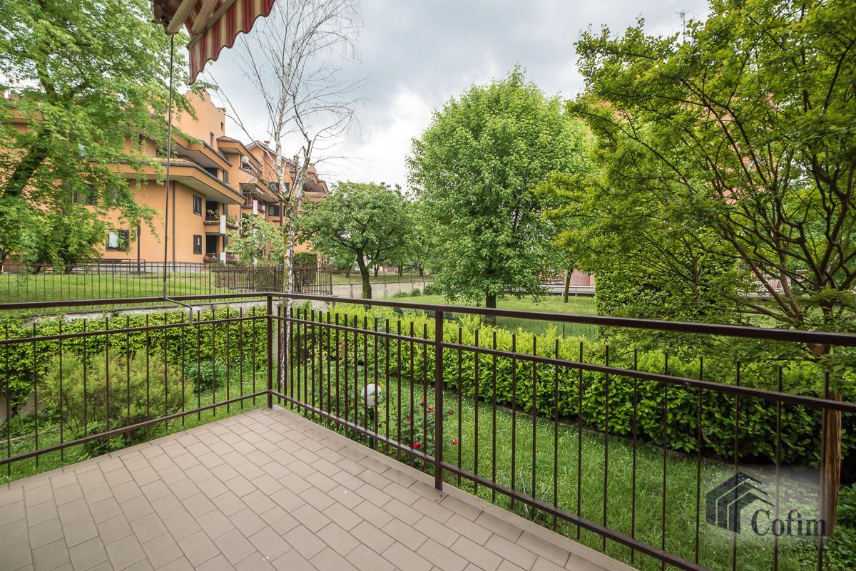 Villa a schiera con giardino su tre lati a  Zelo Foramagno (Peschiera Borromeo) Vendita in Esclusiva - 7