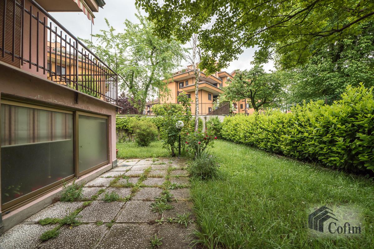 Villa a schiera con giardino su tre lati a  Zelo Foramagno (Peschiera Borromeo) Vendita in Esclusiva - 4