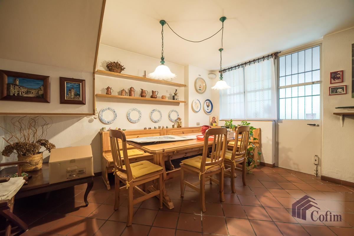 Villa a schiera con giardino su tre lati a  Zelo Foramagno (Peschiera Borromeo) - in Vendita - 25