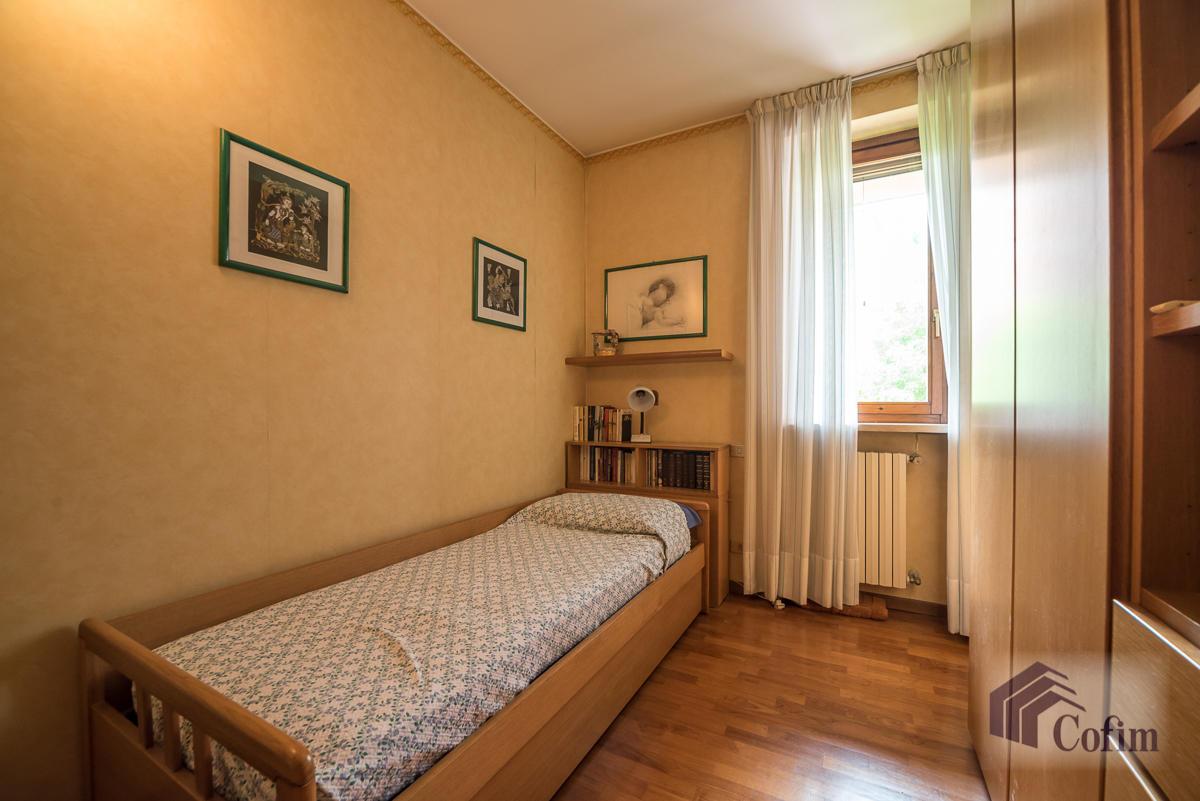 Villa a schiera con giardino su tre lati a  Zelo Foramagno (Peschiera Borromeo) Vendita in Esclusiva - 23
