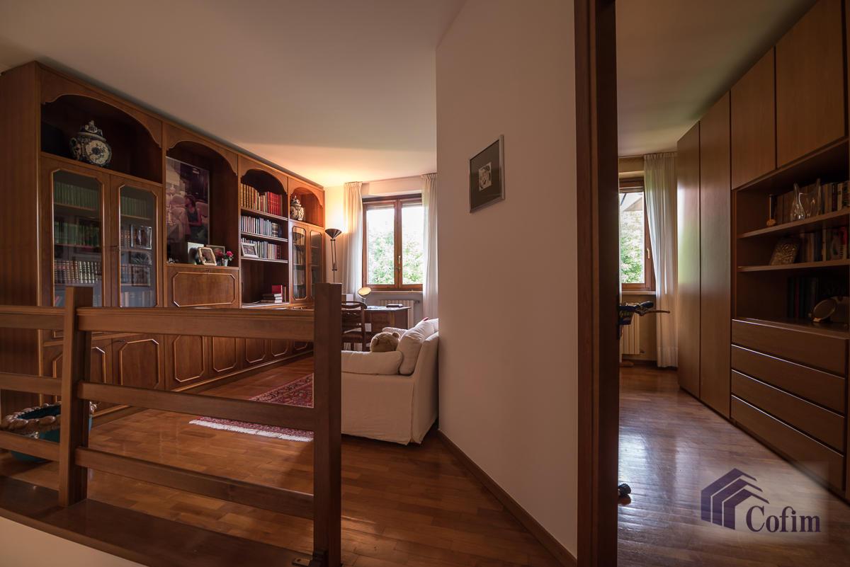 Villa a schiera con giardino su tre lati a  Zelo Foramagno (Peschiera Borromeo) - in Vendita - 17