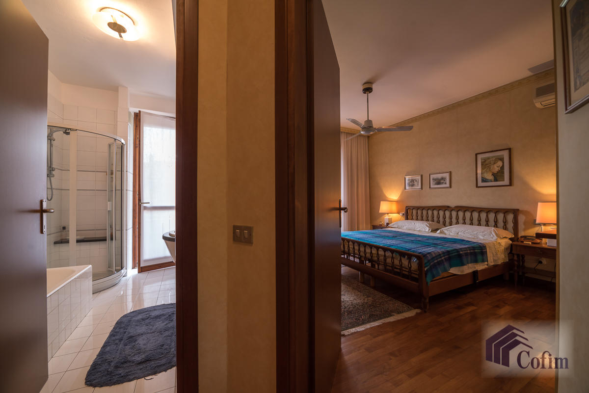 Villa a schiera con giardino su tre lati a  Zelo Foramagno (Peschiera Borromeo) Vendita in Esclusiva - 22