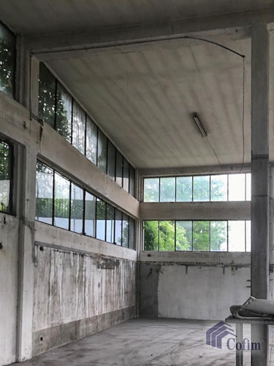 Capannone + Uffici e grande piazzale  Canzo (Peschiera Borromeo) - in Affitto - 9