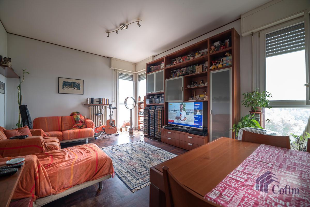 Trilocale piano alto con balcone  San Felice (Segrate) - in Vendita - 7