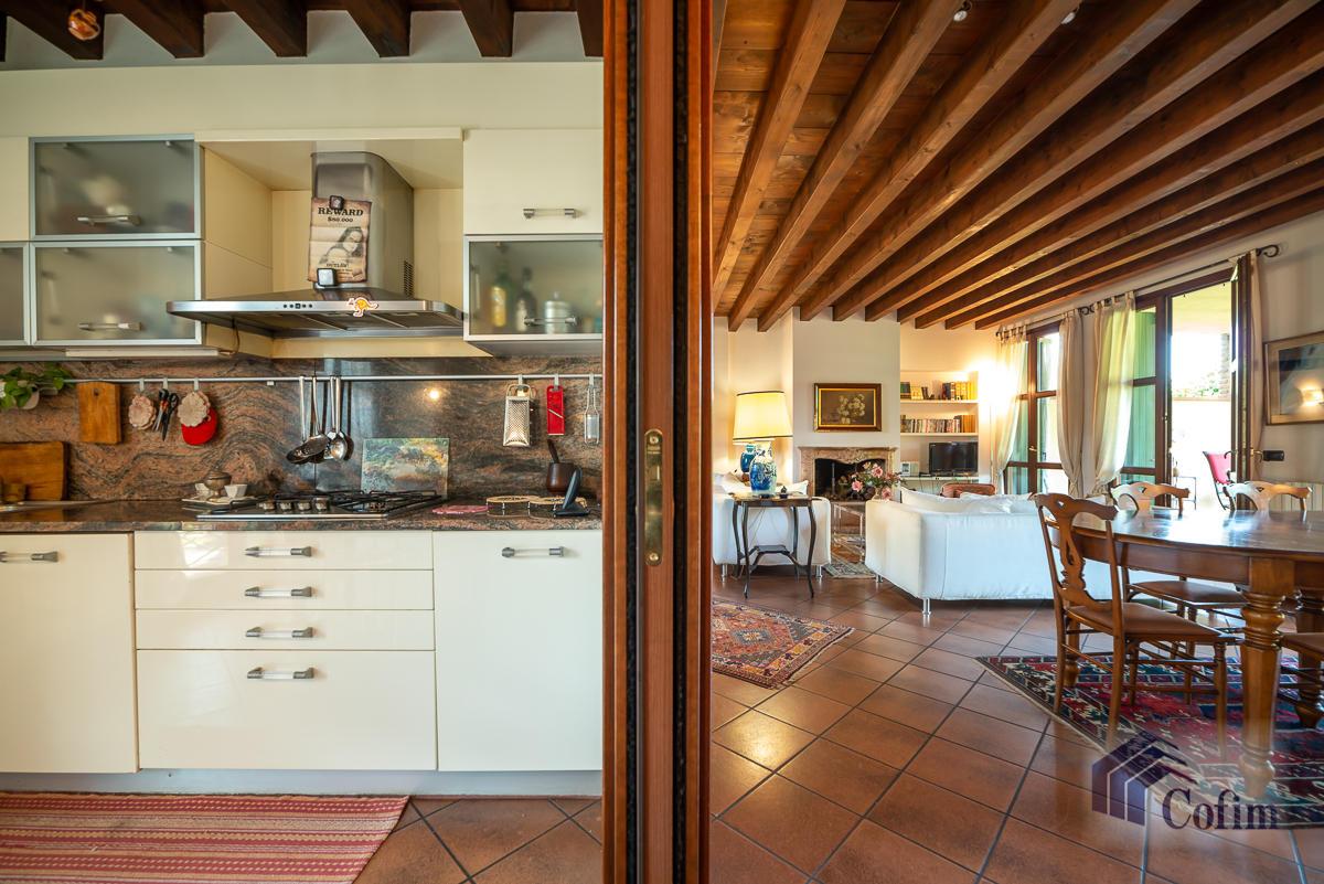 Appartamento di pregio su due livelli con giardino  Residenza Longhignana (Peschiera Borromeo) - in Vendita - 15