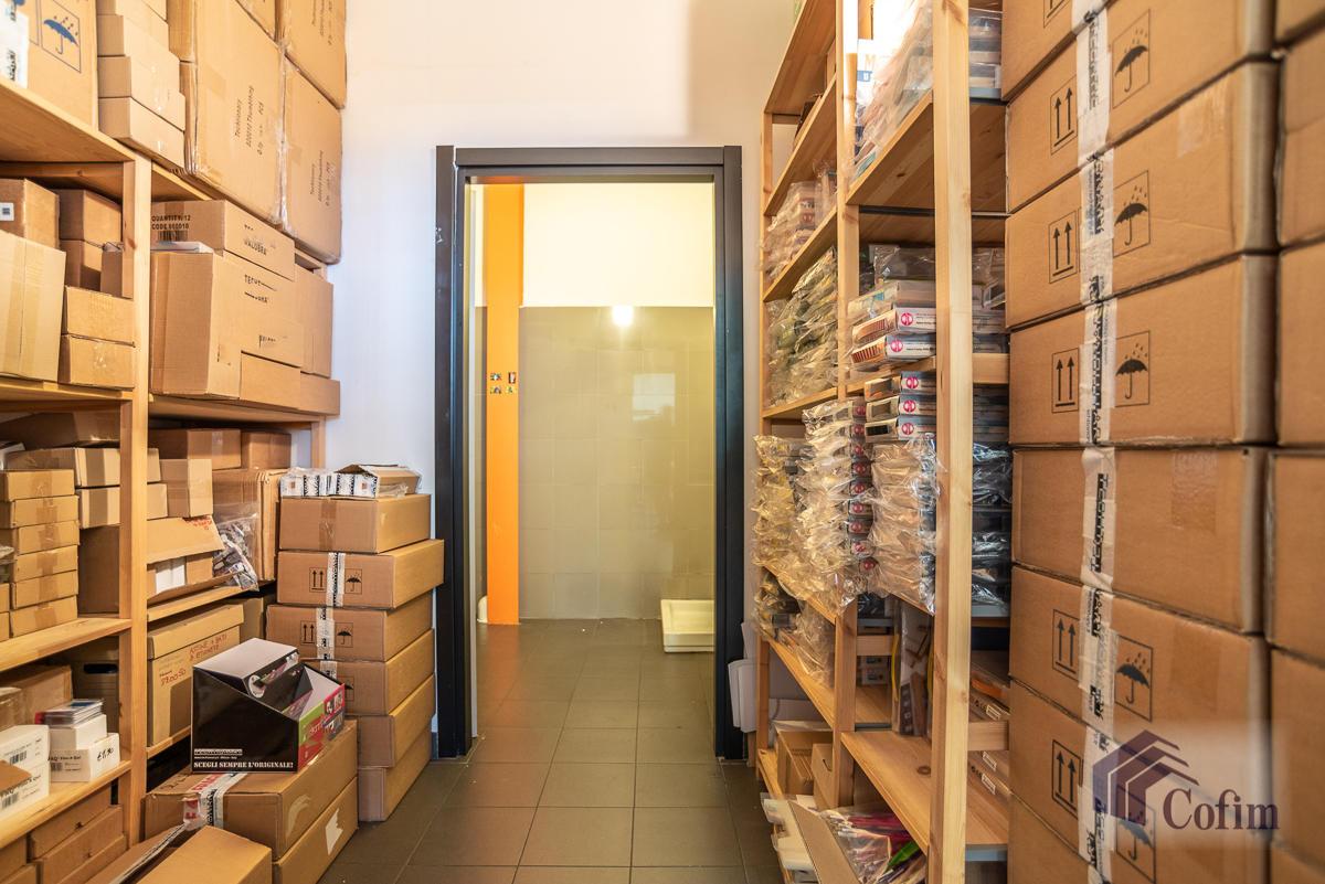 Ufficio luminoso  Milano (Milano Forlanin) - in Affitto - 8