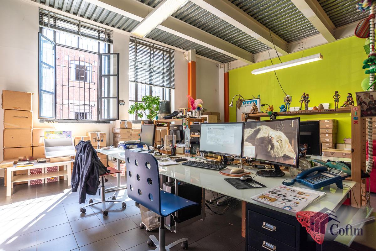 Ufficio luminoso  Milano (Milano Forlanin) - in Affitto - 3