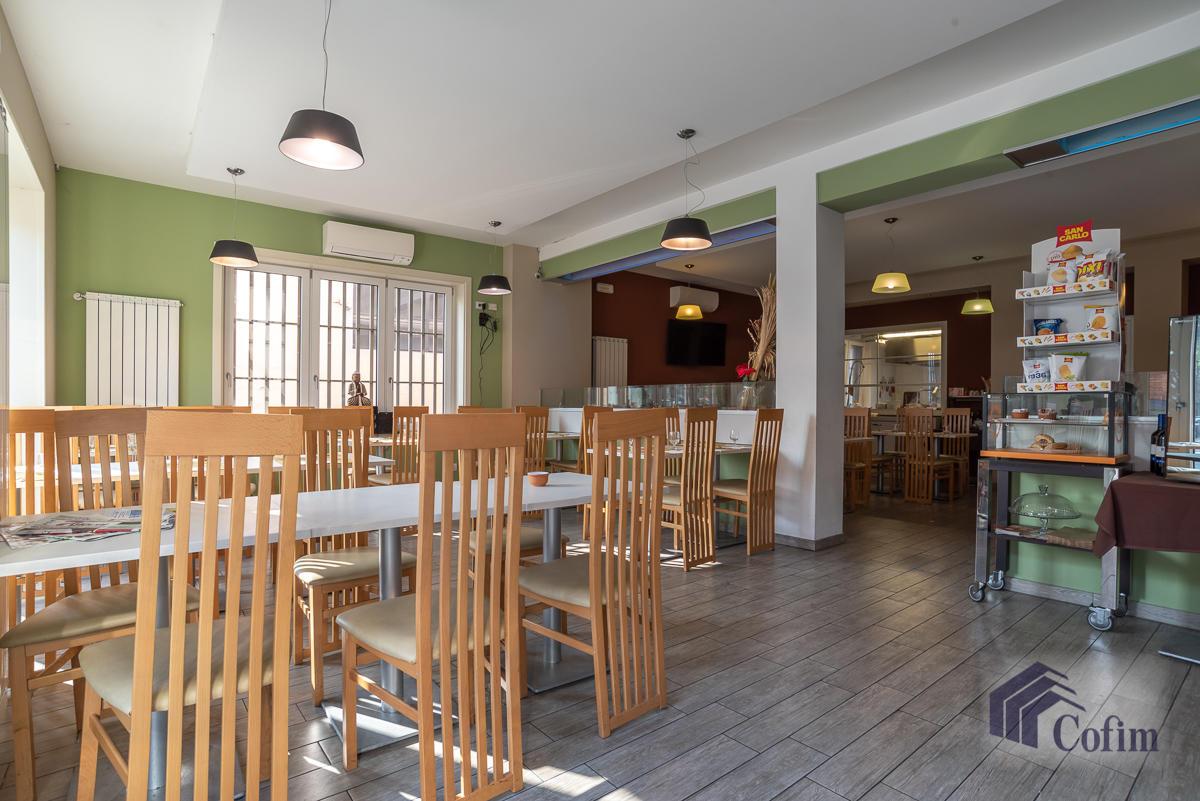 Licenza ristorante-bar moderno in  Mezzate (Peschiera Borromeo) - in Vendita - 4