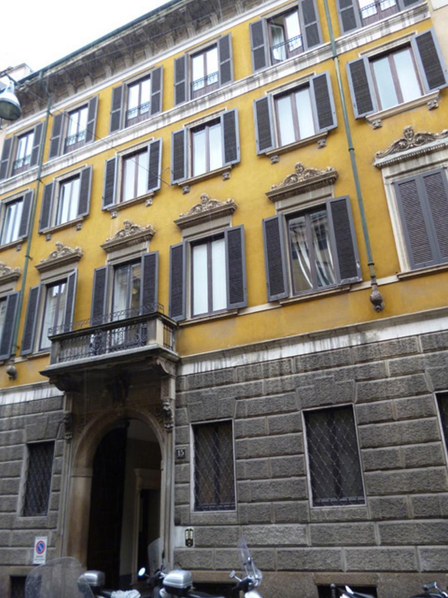 Monolocale Milano (Brera) Affitto in Esclusiva - 1