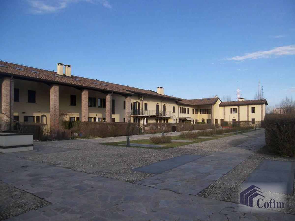 Monolocale in cascina a  Rugacesio (Pioltello) Affitto in Esclusiva - 7