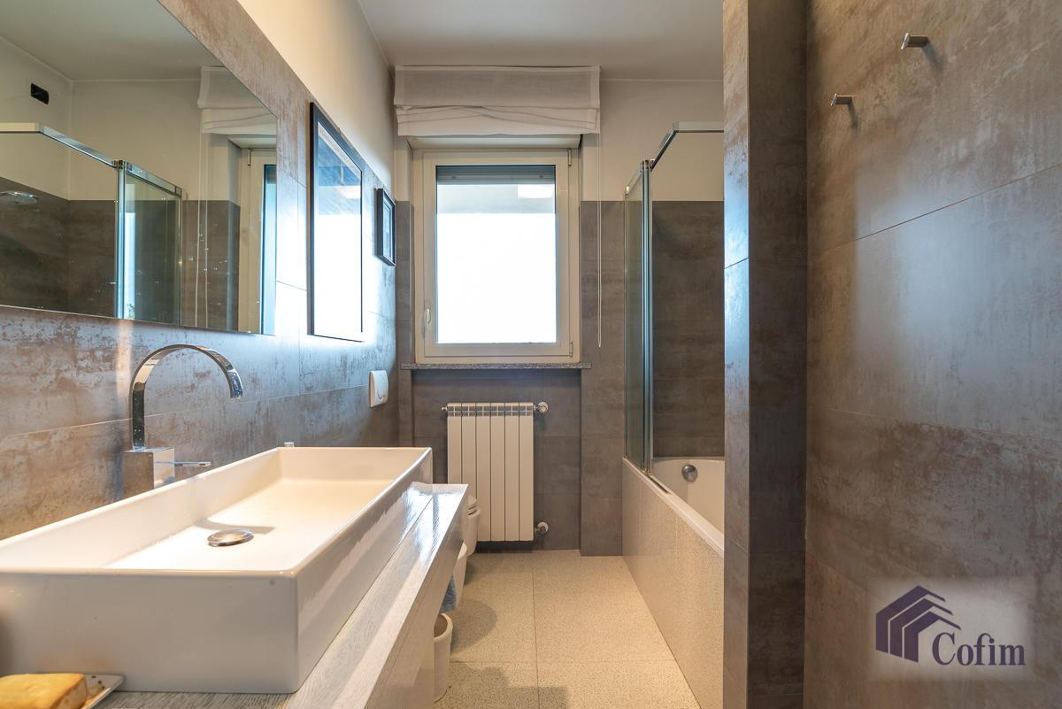 Trilocale ultimo piano alle Residenze Malaspina adiacenze   San Felice (Pioltello) - in Affitto - 21