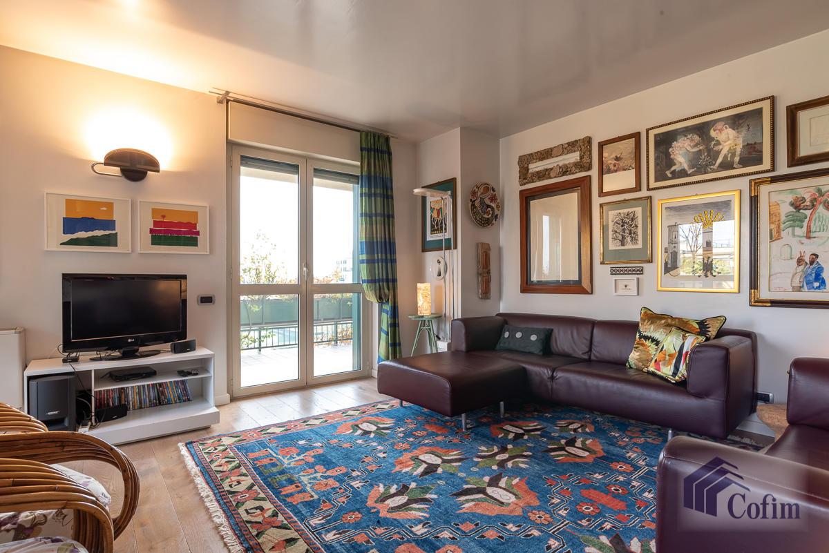 Trilocale ultimo piano alle Residenze Malaspina adiacenze   San Felice (Pioltello) - in Affitto - 1
