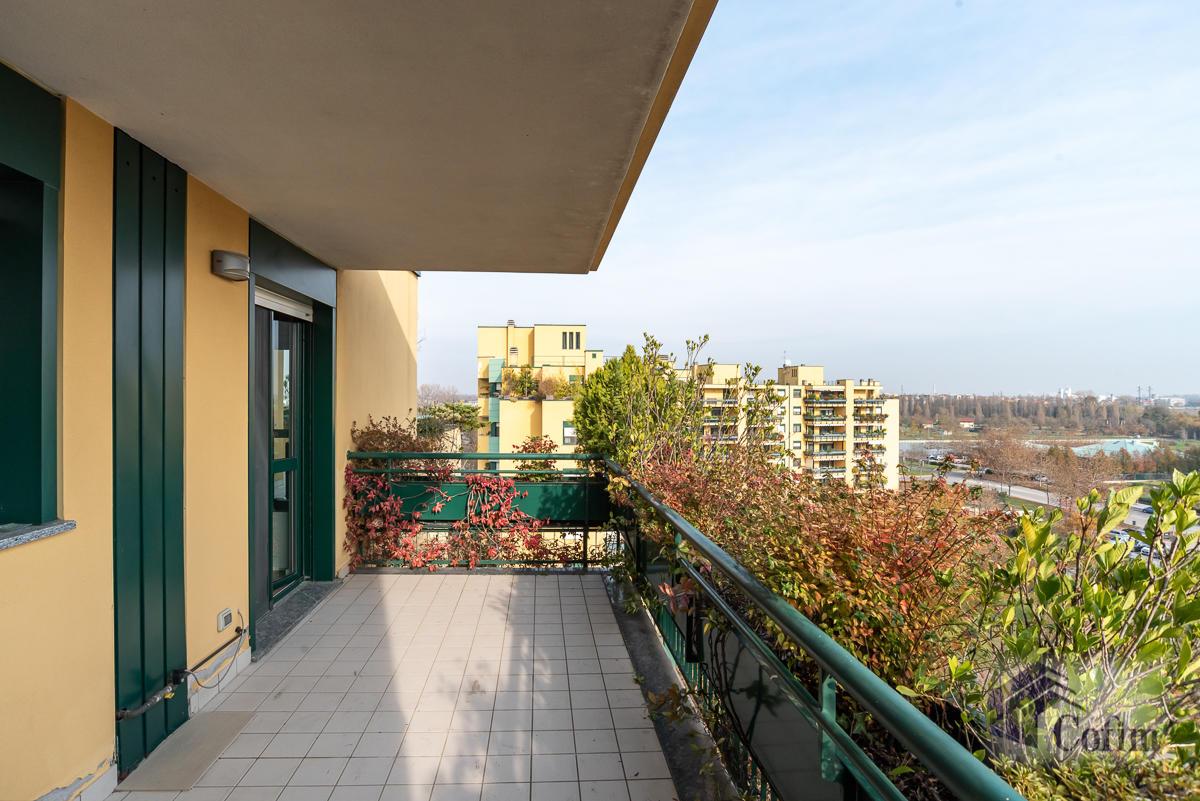Trilocale ultimo piano alle Residenze Malaspina adiacenze   San Felice (Pioltello) - in Affitto - 3