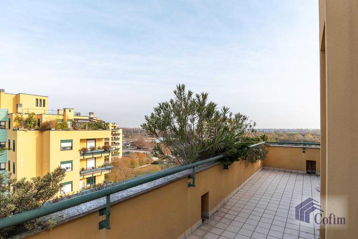 Trilocale ultimo piano alle Residenze Malaspina adiacenze   San Felice (Pioltello) - in Affitto - 8