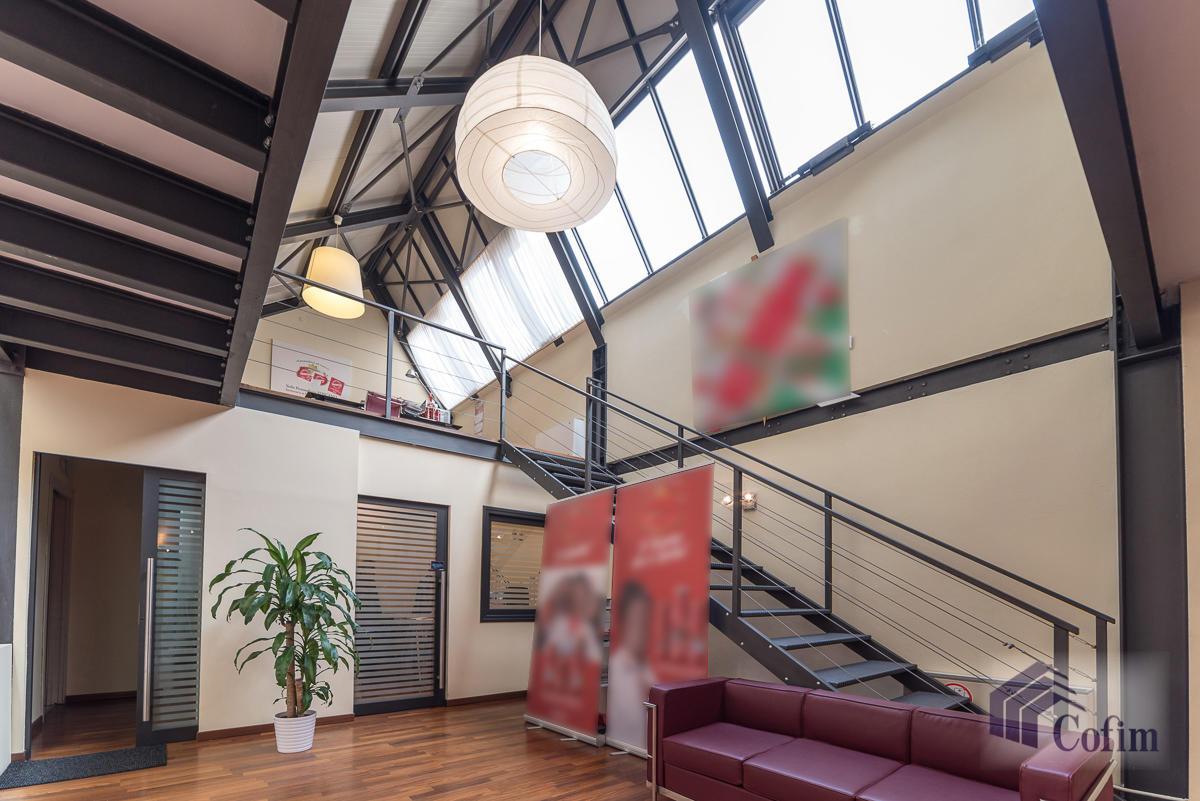 Ufficio open space su due livelli  Milano (Milano Forlanini) - in Affitto - 3