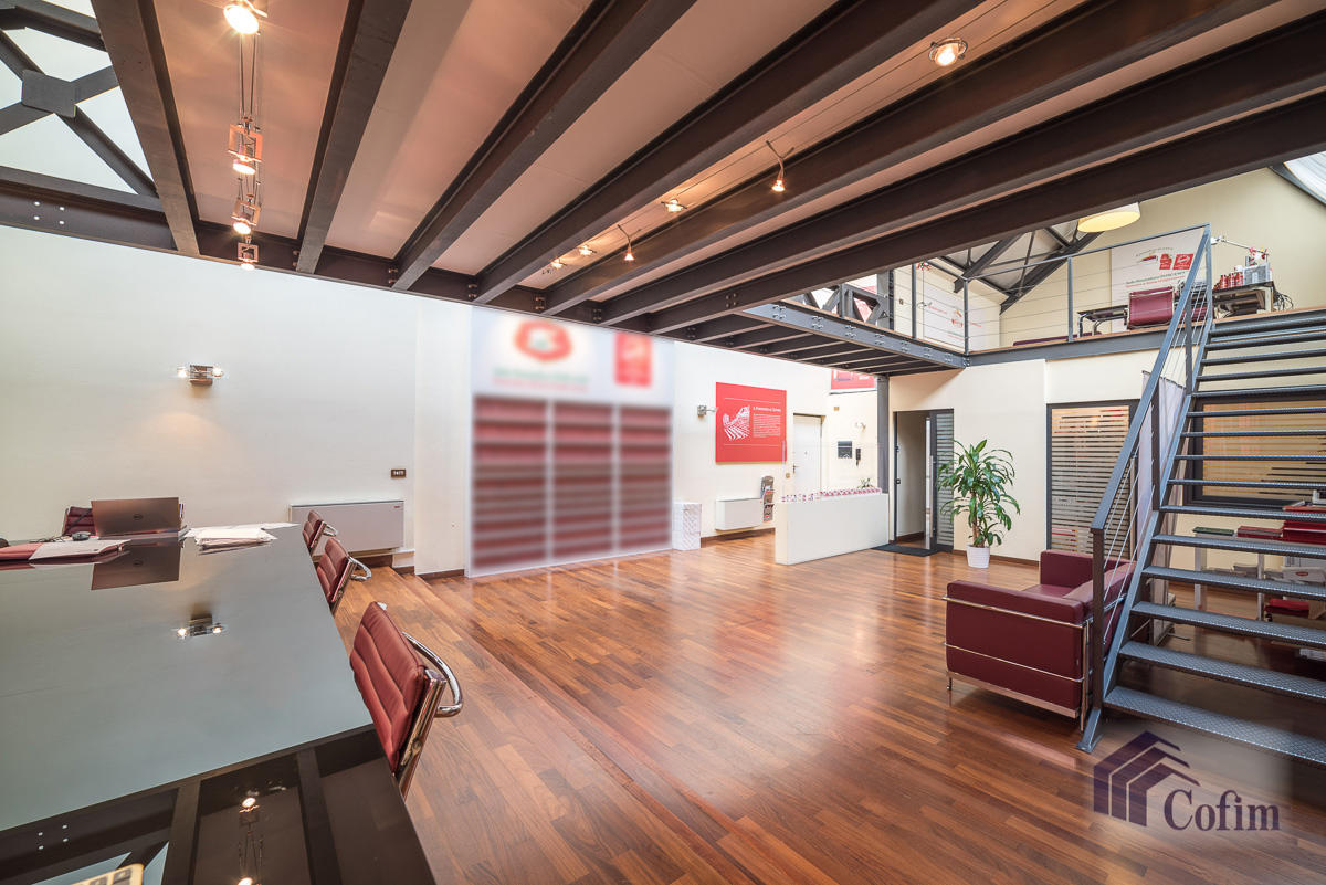 Ufficio open space su due livelli  Milano (Milano Forlanini) - in Affitto - 6