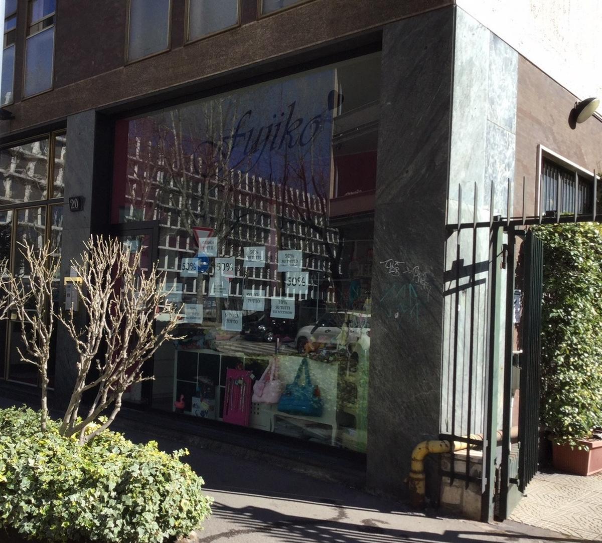 Negozio Milano (Moscova) - in Affitto