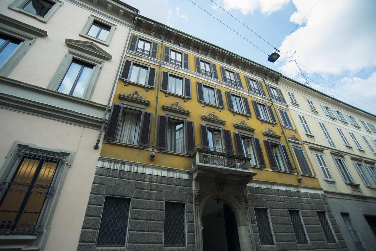 Monolocale Milano (Brera) Affitto in Esclusiva - 11