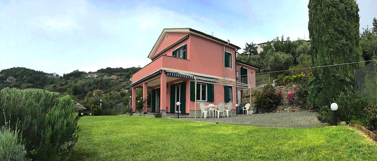 Villa singola Moneglia - in Vendita